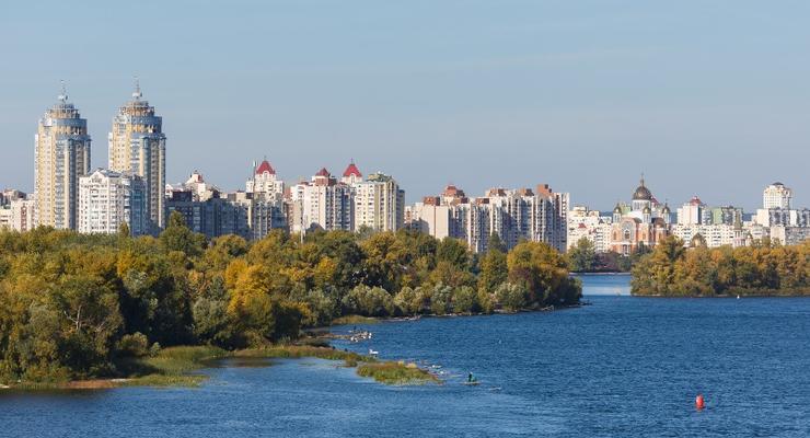 В Киеве построят два новых моста: В КГГА назвали место