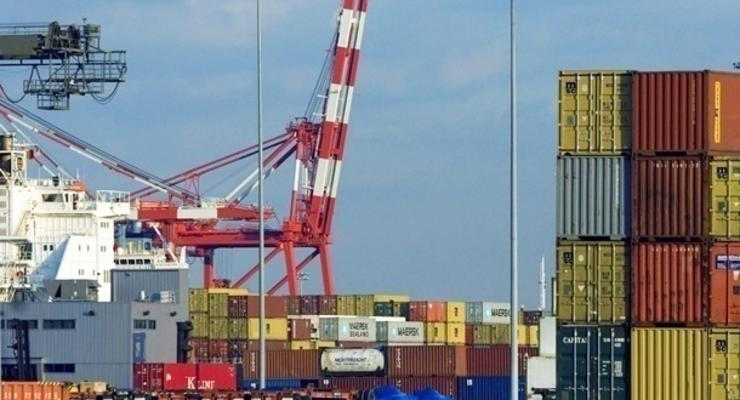 Украина в начале года нарастила экспорт и импорт