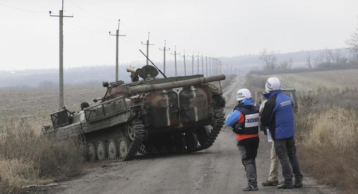 Украина созвала специальное заседание ОБСЕ из-за войск РФ
