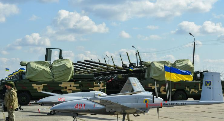 ВСУ впервые применили БПЛА Bayraktar в зоне ООС
