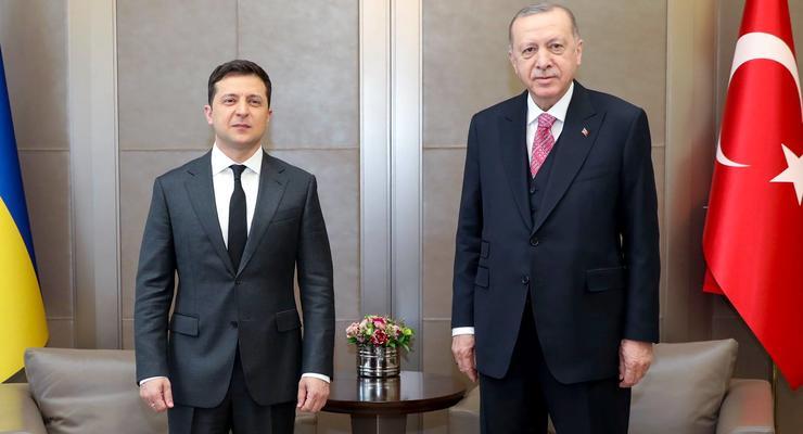 Итоги 10 апреля: Зеленский в Турции и переговоры по Донбассу