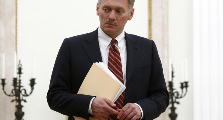 В Кремле исключили возможность войны с Украиной