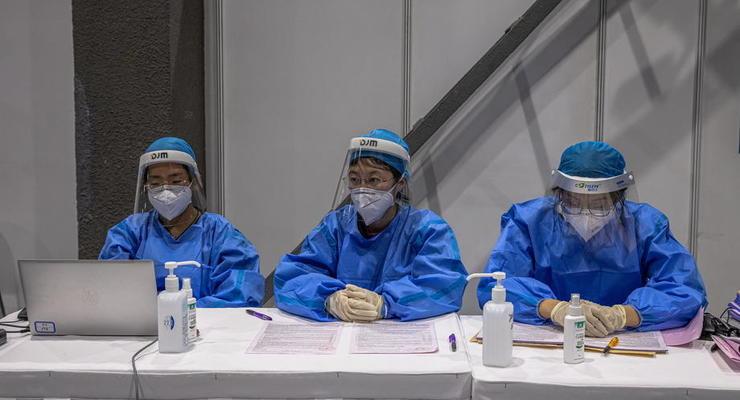 Китай признал низкую эффективность своих вакцин