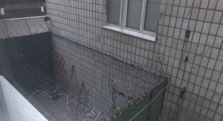 """Боевику из тайной тюрьмы """"Изоляция"""" сообщили о подозрении"""