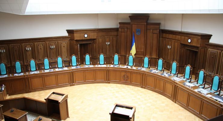 На заседание КСУ по Тупицкому никто не пришел, - СМИ
