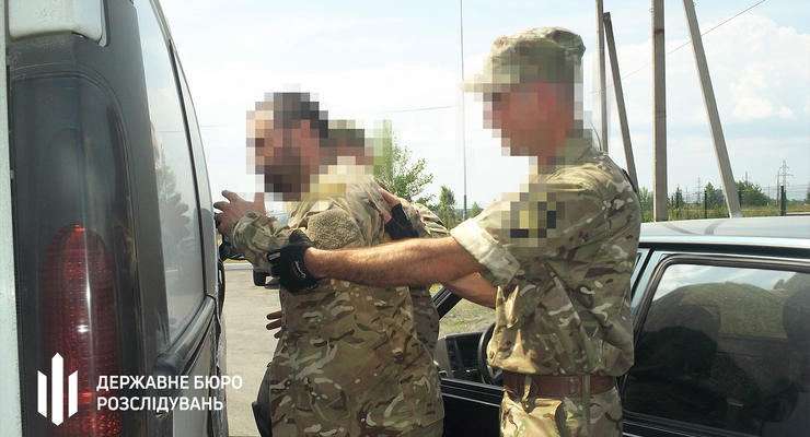 Нацгвардейцы похитили волонтера и пытали его три месяца, - ГБР