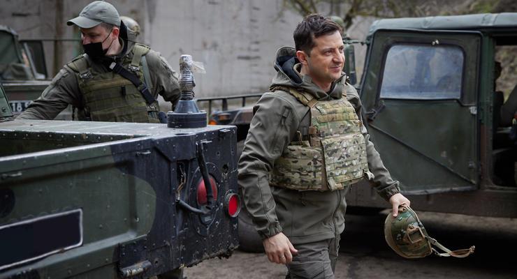 """""""Мы готовы"""": Зеленский прокомментировал угрозу вторжения РФ"""