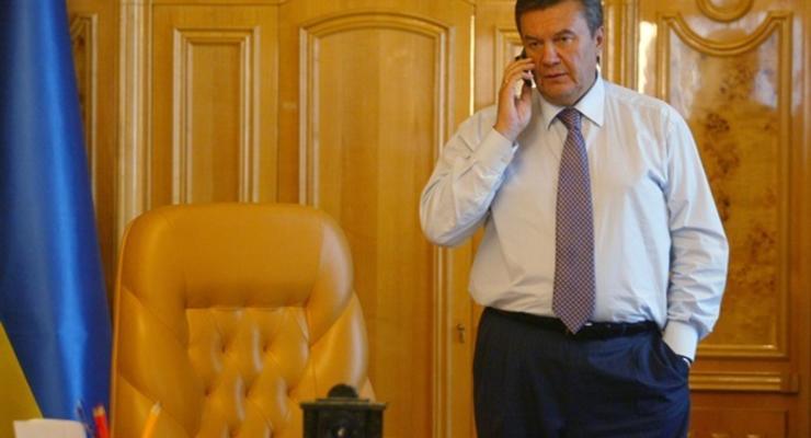 Верховный суд отказал Януковичу в участии в заседании онлайн