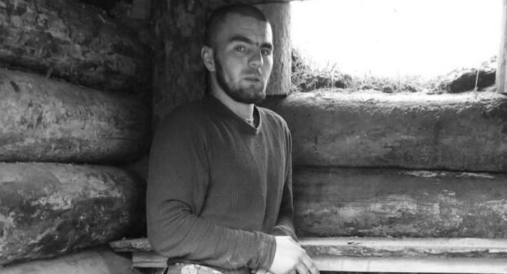 Названо имя солдата, погибшего вчера на Донбассе