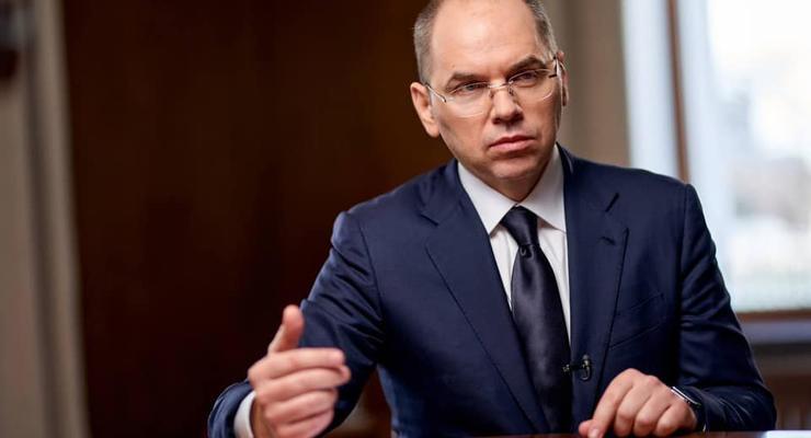 Украина вышла на пик третьей волны COVID-19, – Степанов
