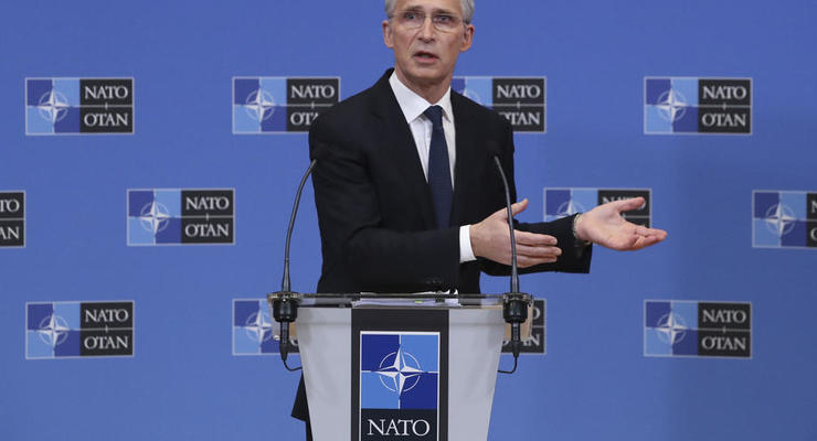 РФ не вправе мешать Украине на пути в НАТО, - Столтенберг