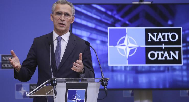 """""""НАТО никогда не признает аннексию Крыма"""", - Столтенберг"""