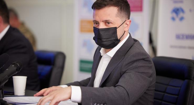 Зеленский внес в Раду проект закона о ликвидации ОАСК