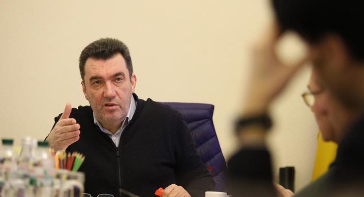 У Украины нет плана возвращать Донбасс и Крым военным путем, – Данилов