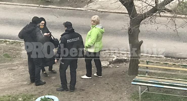 В Бердянске молодая пара совершила суицид