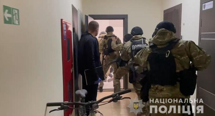 В Одессе освободили двух похищенных граждан Греции