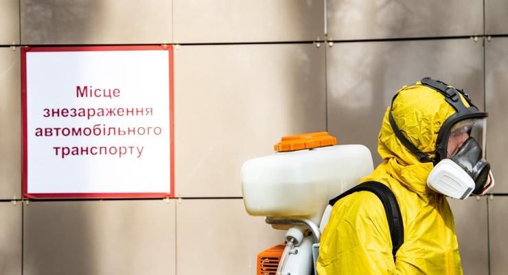 Локдаун в Киеве продлили до конца апреля