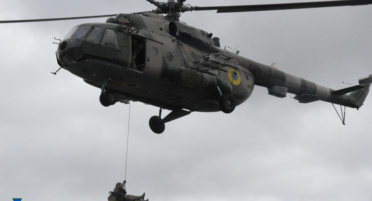 СБУ начала масштабные учения возле Крыма