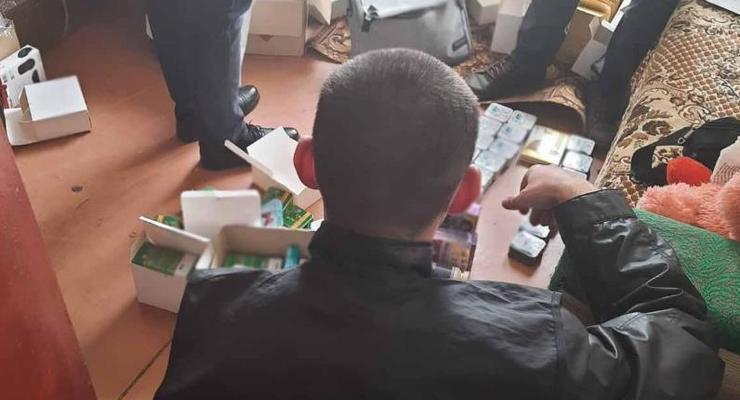 Украинцам под видом таблеток для похудения продавали психотропные средства
