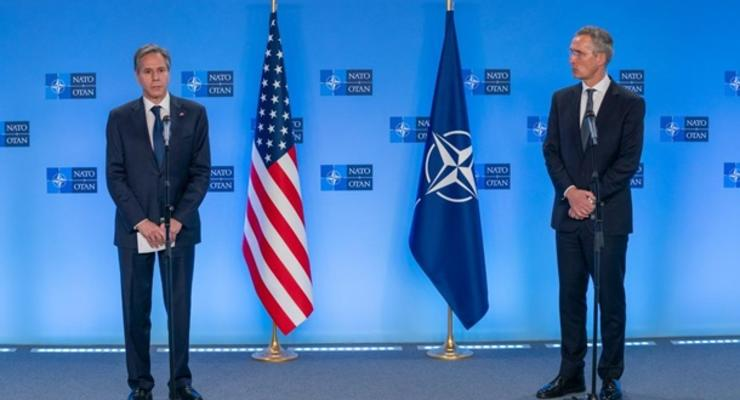 В НАТО призвали Россию немедленно остановить эскалацию на Донбассе