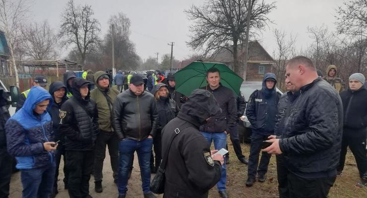 На Киевщине полиция ищет пропавшего 2-летнего мальчика