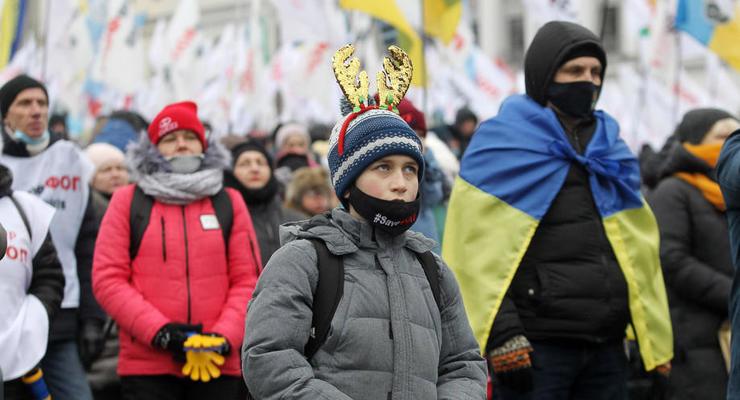 """В Украине стало больше """"красных"""" зон карантина"""