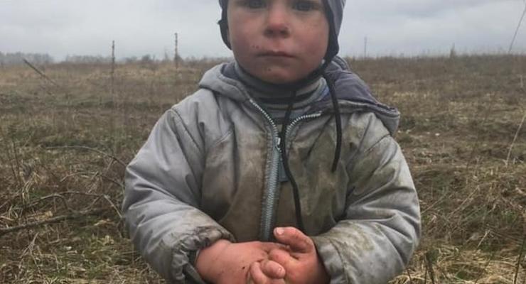 Был в лесу: Под Киевом нашли 2-летнего ребенка, пропавшего сутки назад
