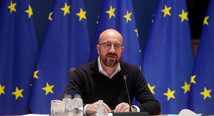 ЕС тверд в поддержке суверенитета Украины – глава Евросовета