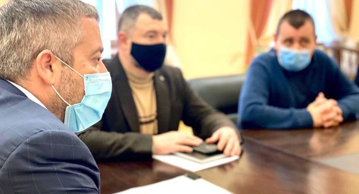 Президент уволил главу Кировоградской ОГА