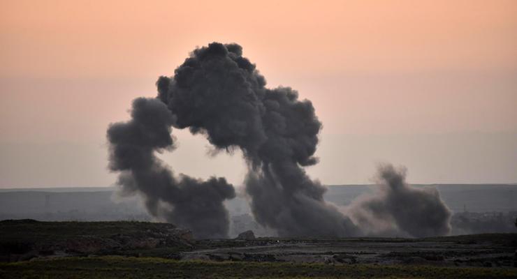 В Сирии на мине подорвался грузовик, перевозивший крестьян - СМИ