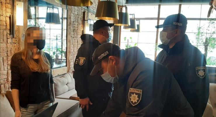 В Киеве закрыли два ресторана, нарушившие карантин