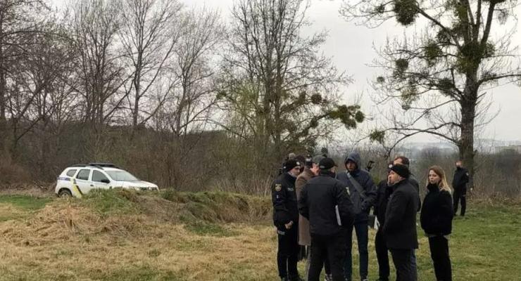 Полиция выяснила, кому принадлежат найденные во Львове человеческие останки