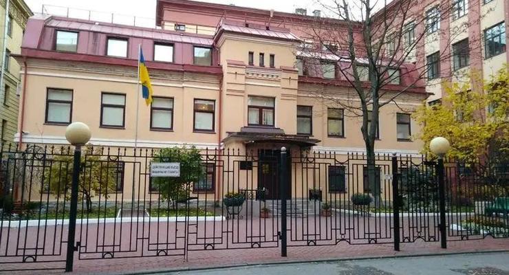 В России сотрудники ФСБ задержали украинского консула