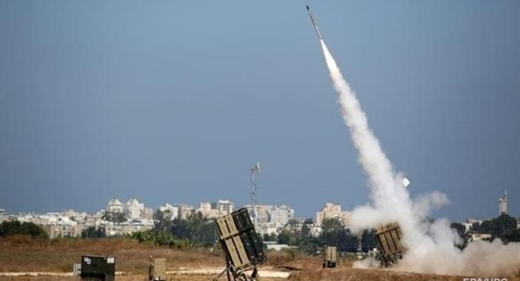 Израиль нанес ответный удар по объектам ХАМАС в секторе Газа