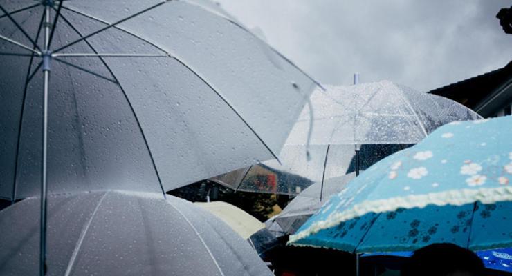 На Украину надвигается циклон и заморозки