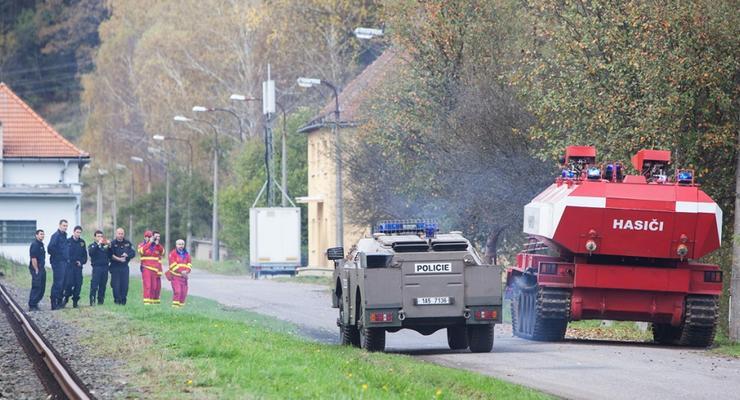 На взорванных в Чехии складах было оружие для Украины - СМИ