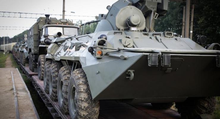 Оккупанты в Крыму построили новый военный лагерь
