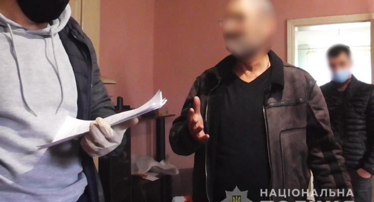 На Киевщине задержали квартирных воров из Грузии