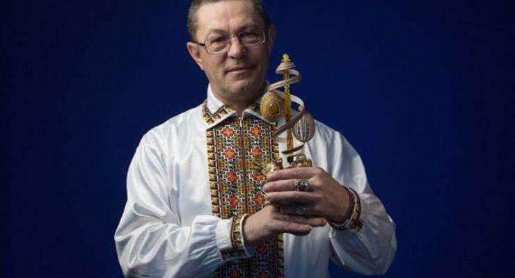 Украинец установил два мировых рекорда используя яйца