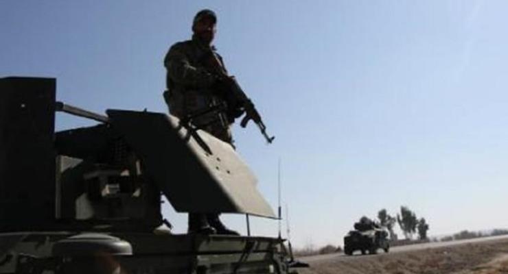 В Афганистане полицейский расстрелял коллег