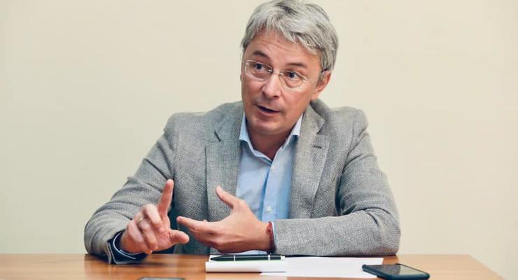 """Глава Минкульта рассказал, как будет работать """"ласковая украинизация"""""""