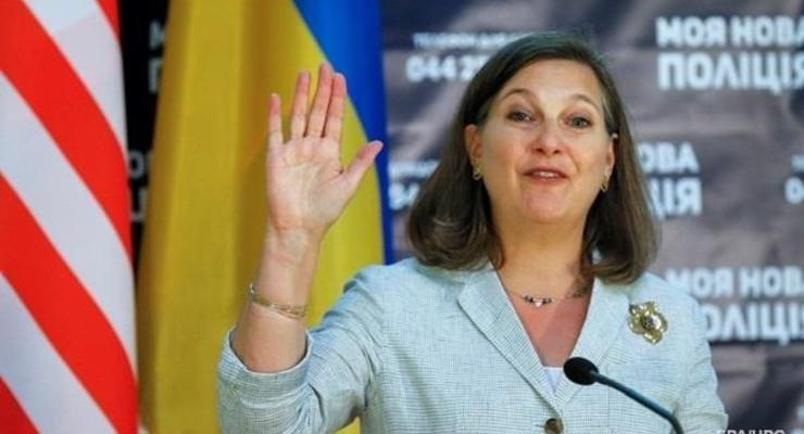 """Нуланд назвала коррупцию """"инструментом Кремля в Украине"""""""