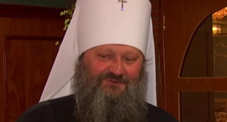 СМИ показали, как настоятель Киево-Печерской Лавры праздновал юбилей