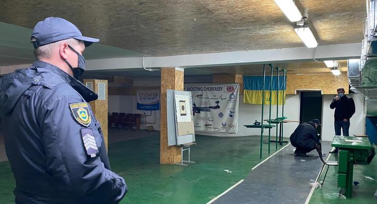 Ранение школьника в Черкассах: задержали тренера