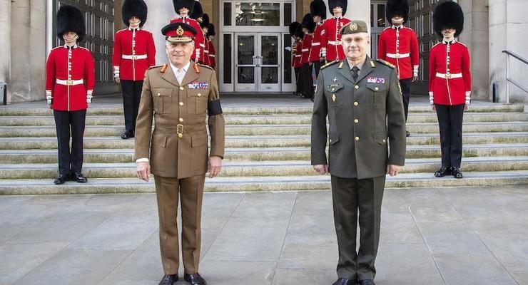 Британия расширит учебную миссию для ВСУ