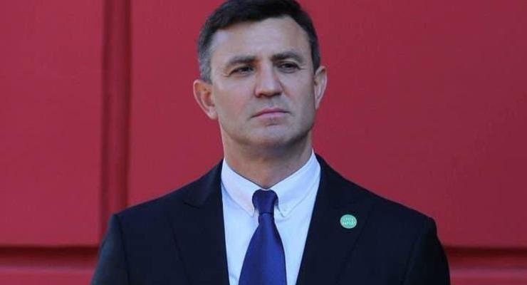 Нардеп Тищенко о вечеринке: Празднования в номерах отеля не запрещены