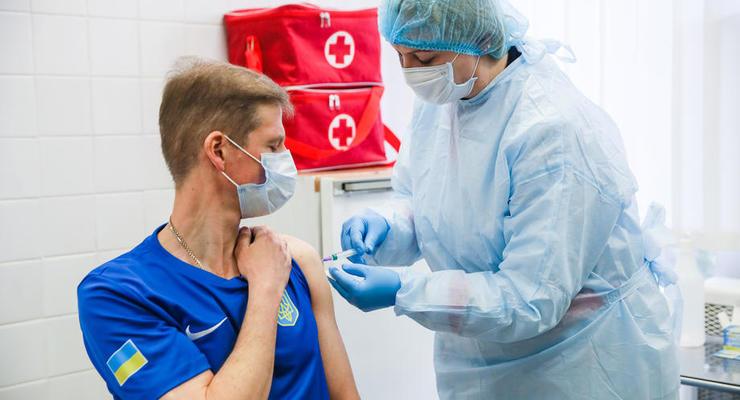 За сутки более 15 тысяч украинцев сделали прививки от СOVID