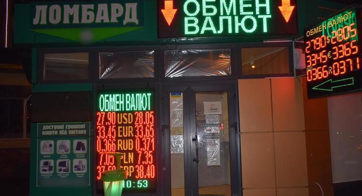 В Харькове ограбили обменный пункт, забрали 1,6 млн грн