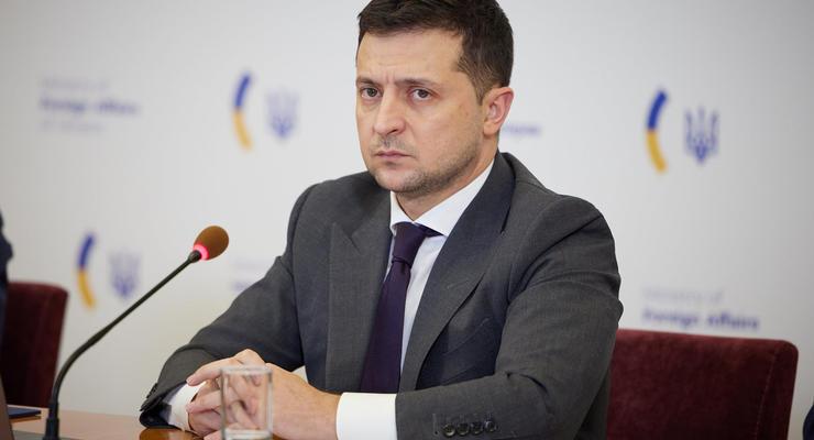 Зеленский обсудил Донбасс и Крым с генсеком ООН