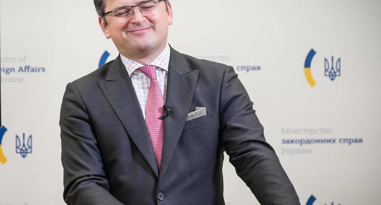 """Кулеба прокомментировал заявление Путина о """"красных линиях"""""""